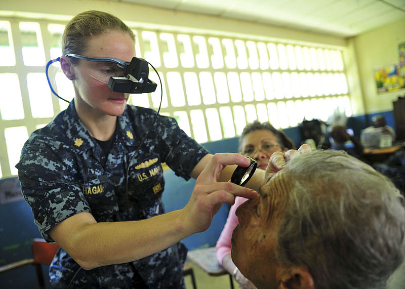 Protocol of Examination of Indirect Ophthalmoscopy – howMed