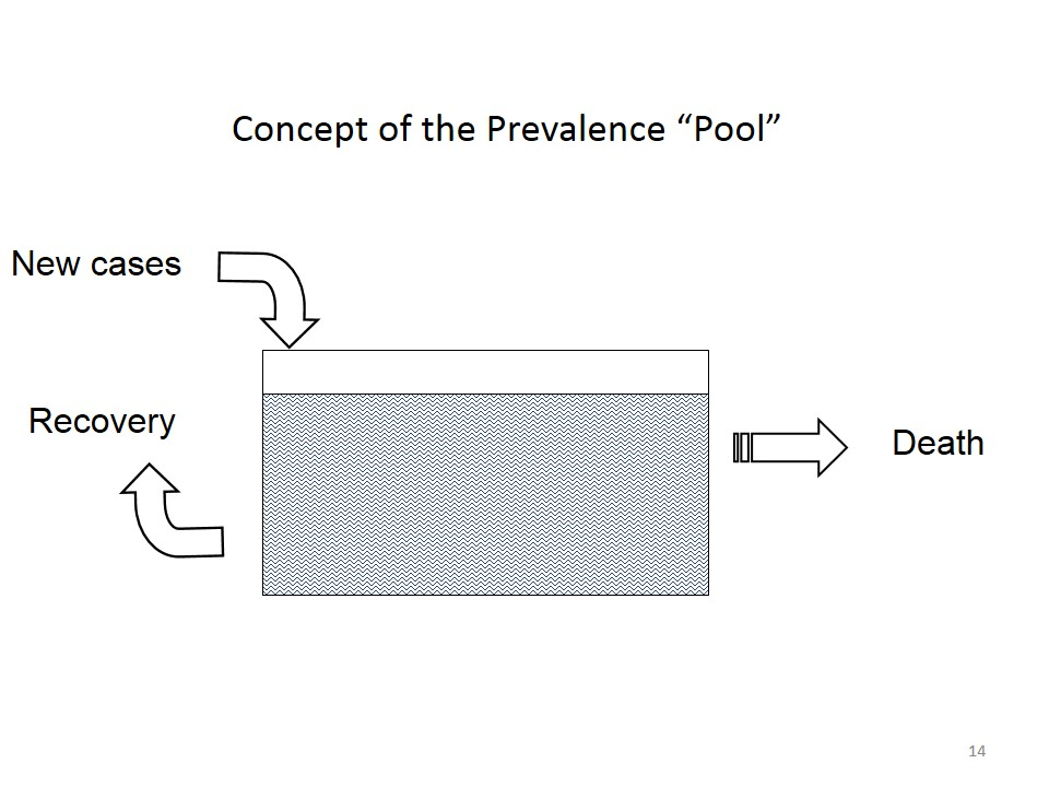 Concept of prevalence pool