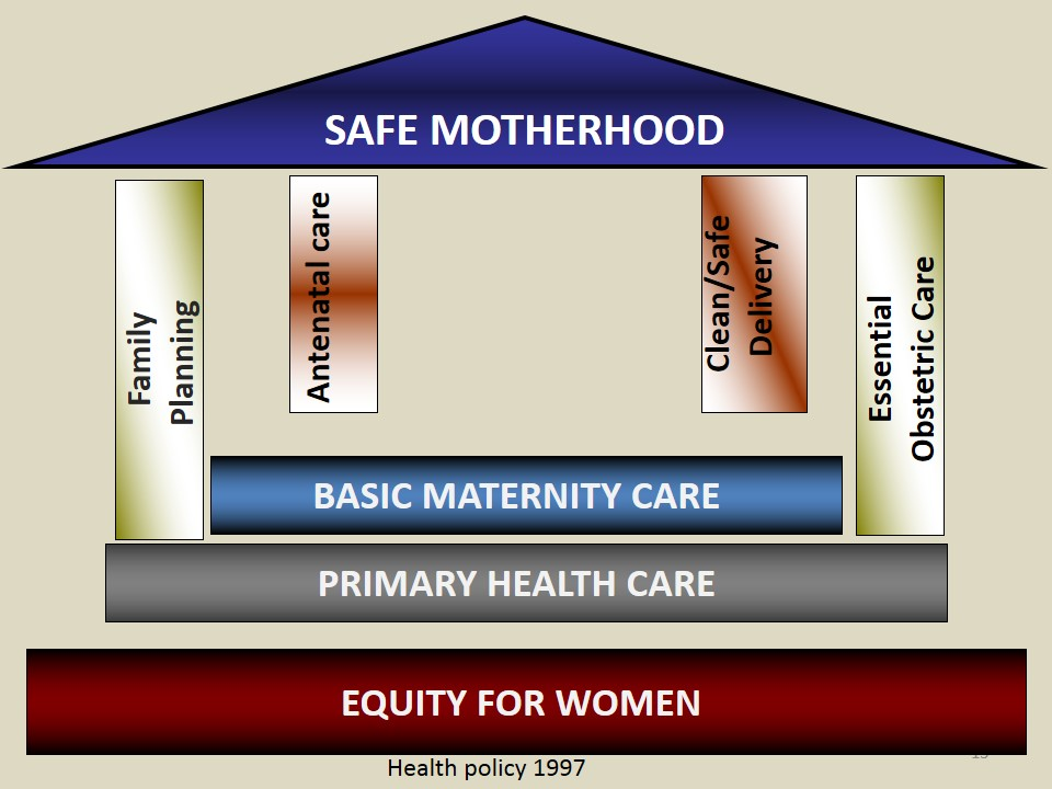 Introduction to Maternal & Child Health –Reproductive Health and ...